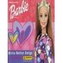 Lote Com 21 Figurinhas Do Álbum Barbie Minha Melhor Amiga
