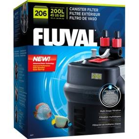 Filtro Canister Fluval 206 200lts Oferta Nuevo Envãograti