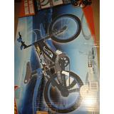 Bicicleta Hotwheels Rin 16 Icp A