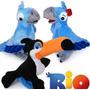 Blu Do Filme Rio 2 E Seus Amigos De Pelúcia