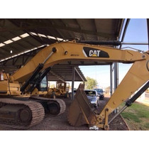 Excavadora Caterpillar 330 Dl Año 2008