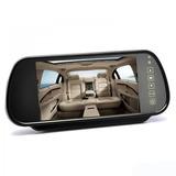 Espejo Retrovisor Con Reproductor Multimedia ,7 Bluetooth