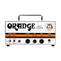 Cabeçote Orange Tinny Terror 15w Valvulado (13256)