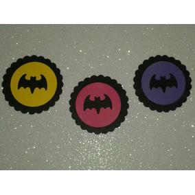 100 Recortes Morcego - Batman, Super Heróis, Monster High