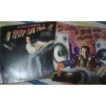 O Som Das Pistas 4 E 5 Dj Irai Campos (dance House) Vinil