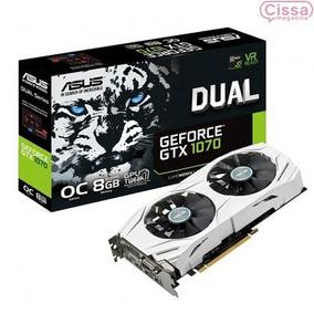 Nvidia Asus Gtx 1070 Oc 8gb Pci-express 3.0 Cuda Core 1920