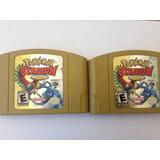 Pokemon Stadium 2 Para Nintendo 64