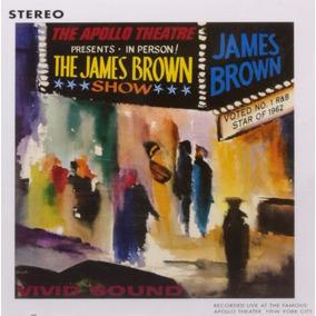 James Brown - Live At The Apollo (expanded Bonus) - Cd Nuevo