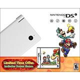 Nintendo Dsi Con Mario