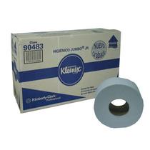 Papel Higienico Bobina Kleenex Hoja Doble 300m X 10cm 12pzas