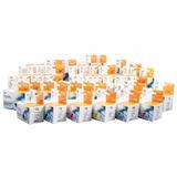 Cartuchos Compatibles Nuevo Epson 195 196 197 Pack 4 Colores