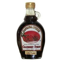 Xarope Bordo Maple Syrup Cranberry Panqueca 250ml