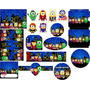 Kit Imprimible Minions Avengers Tarjeta Cumplea Invitacion 3