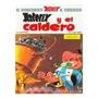 Astérix Y El Caldero (castellano - Salvat - Com Envío Gratis