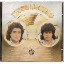 Cd João Mineiro & Marciano - Disco De Ouro - Novo***