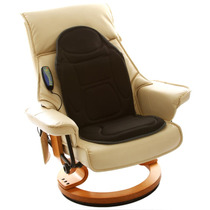 Assento Massageador 5 Motores Rm-am2602 - Adaptador De Carro