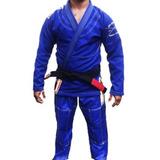 Kimono Jiu Jitsu Gracie Mag Azul (azul, A1)