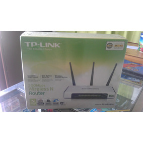 Router Wirelless N 300mbps Tres Antenas