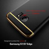 Funda Lujo Para Samsung Galaxy J7 2016 J7 2015 + Templado