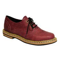 Zapatos Abotinados Mujer - Chatos - 100 % Cuero - Livianos !