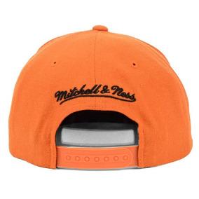 Snapback Mitchell And Ness Phoenix Suns Black & White Logo