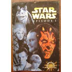 Star Wars Episod 1 -calendario Gigante De 20 Meses 1999-2000
