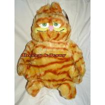 Garfield De Pelúcia - Pronta Entrega 45 Cm