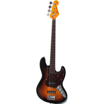 Baixo Sx Sjb62 Ftor Modelo Fender Jazz Bass Fretless