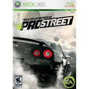 Need For Speed Pro Street Prostreet Nuevo Xbox 360 Dakmor