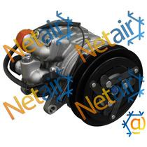 Compressor Denso 10p08 9330 Fiesta Canal A