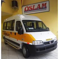 Fiat Ducato Multi Escolar 0km - Oslam Vans E Micros