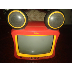 Television Mickey Mouse Vintage 18 Walt Disney
