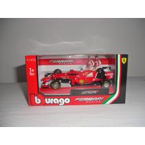 1/43 F1 Ferrari Sf15-t 2015 Racer Bburago
