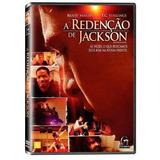 A Redenção De Jackson Dvd Gospel Original Graça Filmes