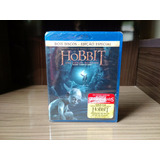 Blu-ray O Hobbit Uma Jornada Inesperada 2 Discos Frete 8,00