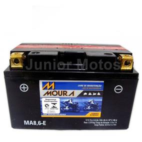 Bateria Moura Ma8,6-e Cbr600 1000 R1 Hornet Cb 1000 Ytz10s