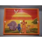 Bandejas Infantiles Desayunos: Timon Y Pumba - El Rey Leon