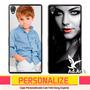 Capa Personalizada Com Foto Sony Xperia M4 Aqua,xperia Z2,xp