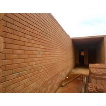 Tijolo Ecológoco 25x12,5x6,25 R$0,75 Unidade