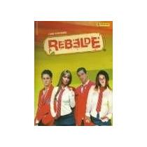 Lote Com 7 Figurinhas Do Álbum Rebelde Editora Panini