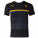 Camiseta Remera Peñarol Puma Entrenamiento Manya Carbonero