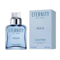 Perfume Eternity Aqua Masculino 200ml - 100% Original