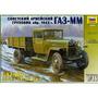 Zvezda 3574 Camión Ruso Sovietico Para Armar 1.5 T La Plata