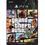 Gta 5 - Grand Theft Auto V - Ps3 Original Psn Código