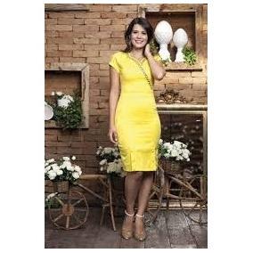 Vestido Moda Evangelica Lindo Elegante Cod#lll