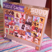 Quebra-cabeça Happy Dogs 5000 Peças