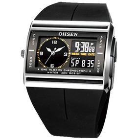 Relógio Ohsen Modelo Ad0518 Original Prova D