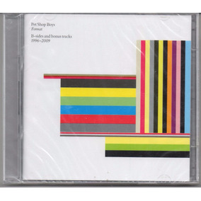 Pet Shop Boys - Format B-sides + Bonus Tracks Cd Duplo Novo