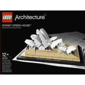 Lego Architecture Modelo 21012 Sydney Opera House