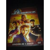 Los 4 Fantasticos / Jessica Alba, Chris Evans